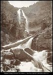 Bridal Veil Falls, Provo Canon, Utah, C.R. Savage, Photo.jpg