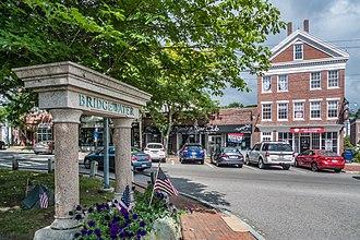 Bridgewater, Massachusetts - Bridgewater Central Square