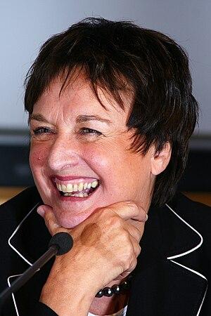 Second Schröder cabinet - Image: Brigitte Zypries mrmcd 0x 8h