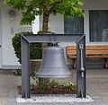 Brilon Glocke von Humpert am ehemaligen Produktionsgelände 1.JPG