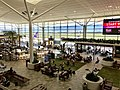 Brisbane International Terminal level 4 Departure 02.jpg
