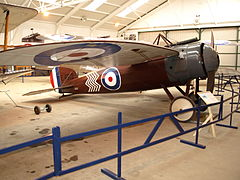 Bristol M.1C, eksponat Shuttleworth Collection