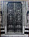 Brogi, Carlo (1850-1925) - n. 9537 - Firenze - Porta maggiore della Cattedrale, prof. Augusto Passaglia.jpg