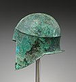 Bronze helmet of Illyrian type MET DP282864.jpg