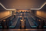 Brookfield Place PATH entrance escalators vc.jpg