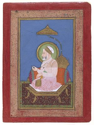 Alamgir II - Image: Brooklyn Museum Emperor Alamgir II Sukha Luhar