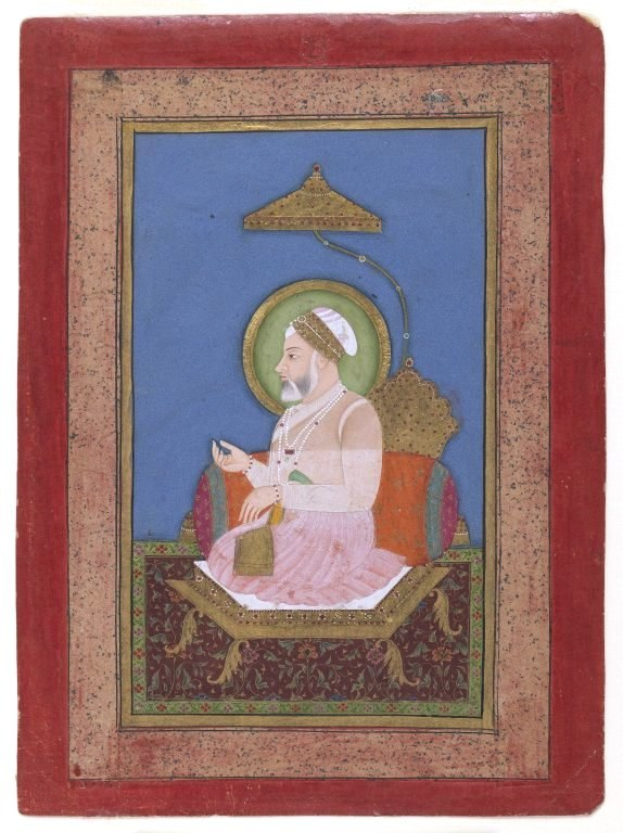 Brooklyn Museum - Emperor Alamgir II - Sukha Luhar