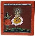 Brooklyn Museum - Siddha Lakhsmi with Kali - Indian.jpg
