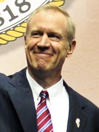 Bruce Rauner - Rauner in January 2015.