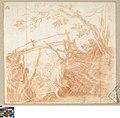 Bruggetje over een beek, circa 1712 - circa 1799, Groeningemuseum, 0041443000.jpg