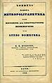 Brunius, Nordens äldsta metropolitankyrka Lunds domkyrka (1836) titelblad.jpg