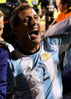 Bruno Bianchi (footballer) Argentine football defender