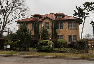 National Register of Historic Places listings in Dallas County, Texas - Image: Bryan Apartments (1 of 1)
