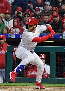 check out 593bd d24bf Bryce Harper - Wikipedia