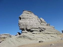Bucegi Sphinx - Romania - July 2009.jpg