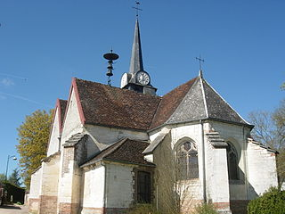 Bucey-en-Othe Commune in Grand Est, France