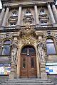 Budynek NOT ul Piłsudskiego portal wejścia głównego fot BMaliszewska.jpg