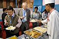 Buffet Lunch - Strategic Transformations - Museums in 21st Century - International Conference and Seminar - Indian Museum - Kolkata 2014-02-14 3240.JPG