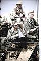 Bundesarchiv Bild 101I-782-0023-09A, Nordafrika, Gruppe Soldaten auf Fahrzeug Recolored.jpg
