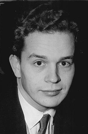Peter Hacks - Peter Hacks in 1956.