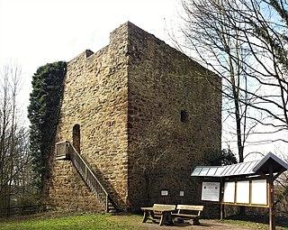 Limberg Castle castle