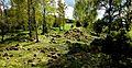 Burial mound (damaged) Rasbo 38-1 Uppland Sweden.jpg