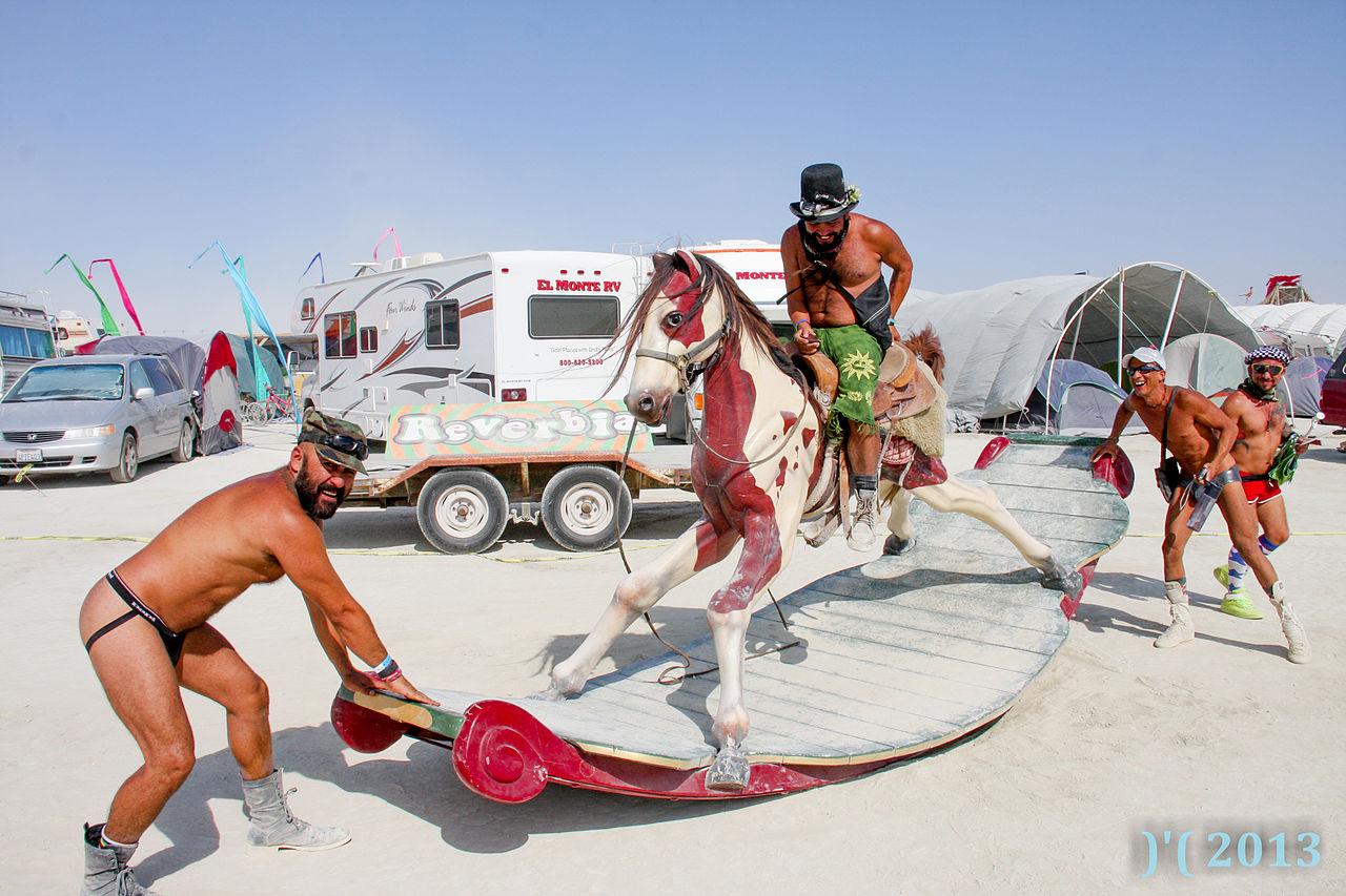 Burning Man 2018 - Каким он будет?: levik