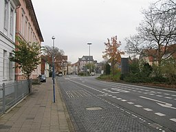 Thaerplatz in Celle