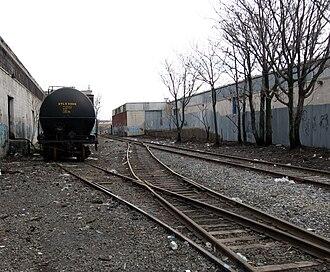 South Side Railroad of Long Island - Bushwick Branch