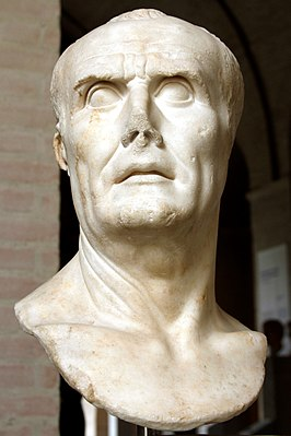 Bust of Marius (GL 319) - Glyptothek - Munich - Germany 2017.jpg