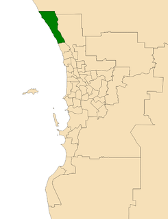 Electoral district of Butler state electoral district of Western Australia