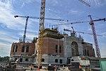 Cтроительство Главного храма Вооруженных Сил 05.jpg