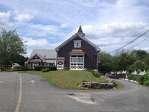 C.R. Thomson House and Barn - Image: C.R. Thomson House and Barn