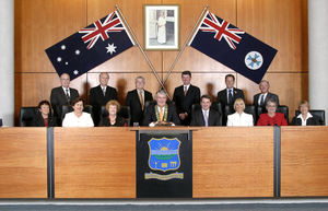 City of Cairns - Council Members of 2004–2008