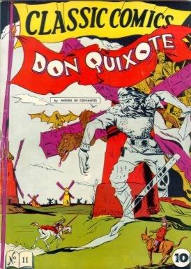 CC No 11 Don Quixote