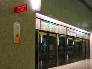 Safety On The Mass Rapid Transit Singapore Wikipedia