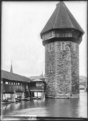 CH-NB - Luzern, Wasserturm, vue partielle - Collection Max van Berchem - EAD-6743.tif