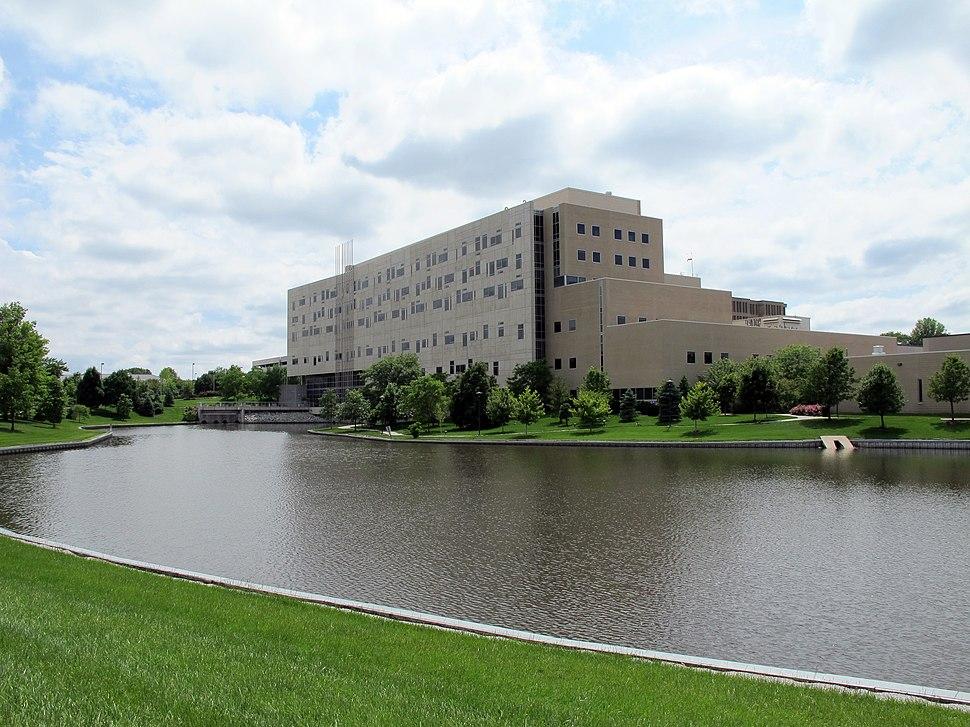 CHI Health St. Elizabeth, Lincoln, Nebraska, USA