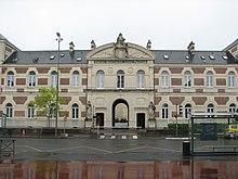 Centre hospitalier public du cotentin wikip dia - Centre de maree cherbourg ...
