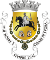 Coat of airms o Évora