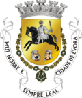 COA of Évora municipality (Portugal) .png