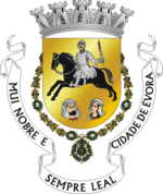 Coat of arms of the district of Évora district