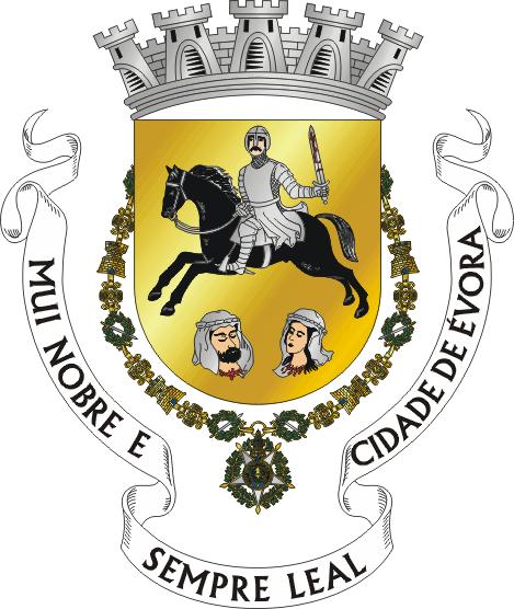 COA of Évora municipality (Portugal)