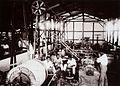 COLLECTIE TROPENMUSEUM Werkplaats in het Keramisch Laboratorium Bandoeng TMnr 60016838.jpg