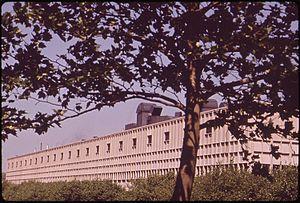 Cummins - Columbus main plant (1973)