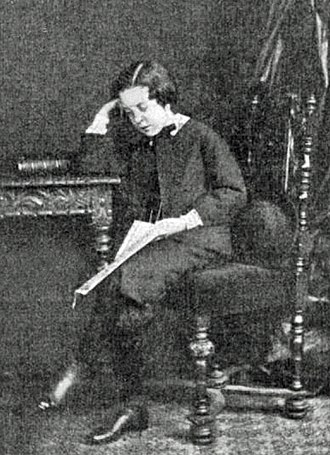 Charles Villiers Stanford - Stanford aged 12