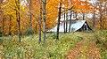 Cabane a sucre en automne - panoramio.jpg