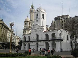 Buenos Aires Cabildo - Buenos Aires Cabildo