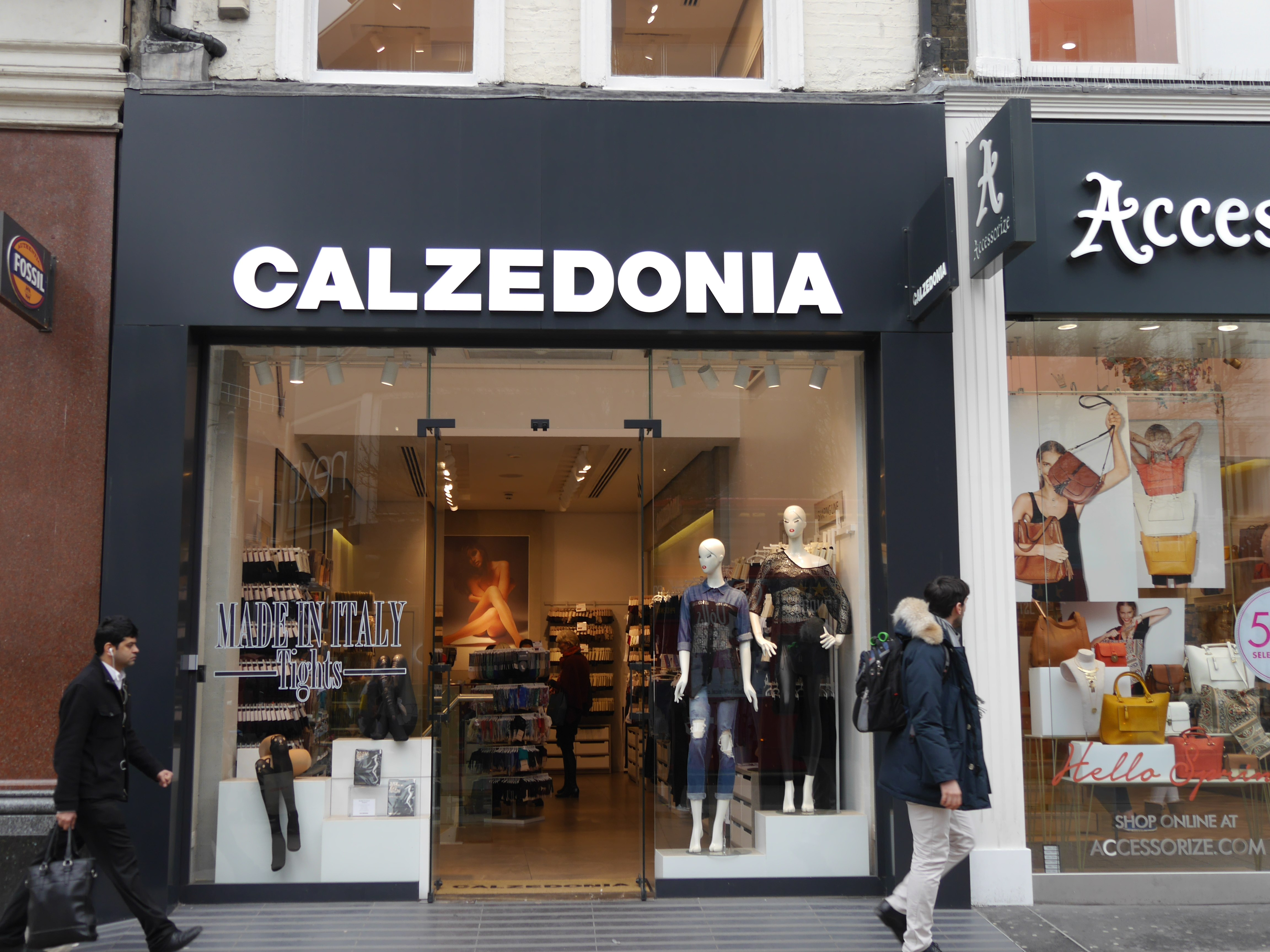 Calzedonia - The complete information and online sale with free shipping.  Order and buy now for the lowest price in the best online store! 0452af2feb
