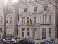 Cameroon embassy in UK.JPG